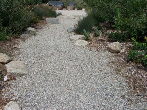 Stone Dust Landscape