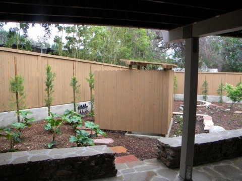 Landscaping work 9