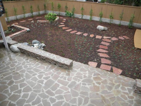 Landscaping work 15