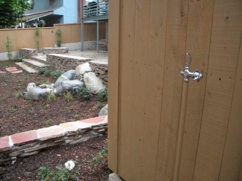 Landscaping work 25