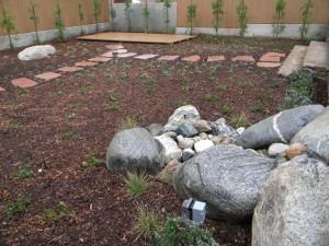 Landscaping work 29