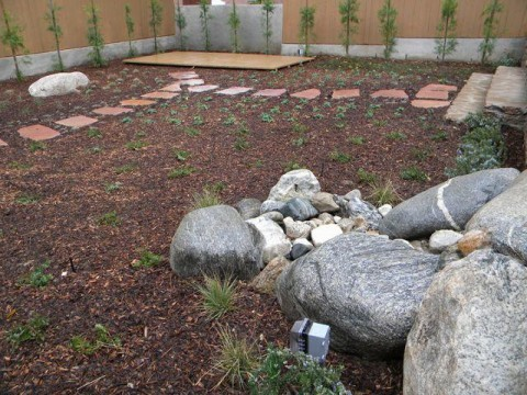 Landscaping work 29