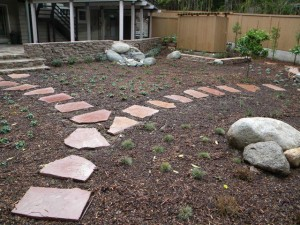 Landscaping work 31