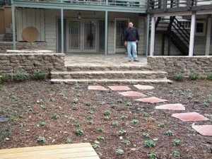 Landscaping work 33