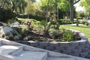 Landscaping work 57