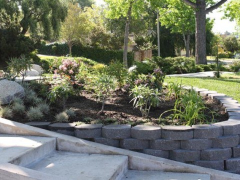 Landscaping work 57
