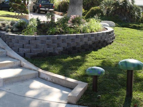 Landscaping work 59