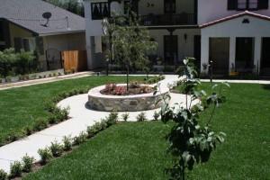 Landscaping work 71