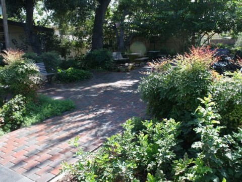 Landscaping work 77