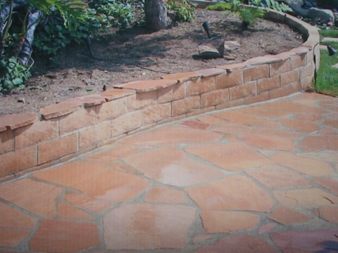 Landscaping work 109