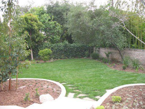 Landscaping work 147
