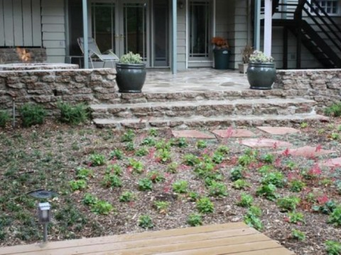 Landscaping work 47